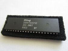 ZILOG Z0847004PSC Z80 DART TRANSCEIVER CIRCUIT-DUAL ASYNCHRONOUS XCVR