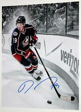 RYAN JOHANSEN SIGNED 11x14 PHOTO COLUMBUS BLUE JACKETS NASHVILLE PREDATORS COA