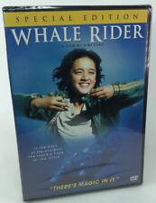 Whale Rider - New & Sealed Region 1 DVD