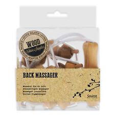 Rücken-Massagegerät aus Holz