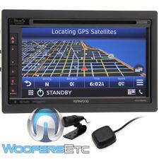 "KENWOOD EXCELON DNX694S 6.8"" GPS DVD CD USB BLUETOOTH NAVIGATION HD RADIO STEREO"