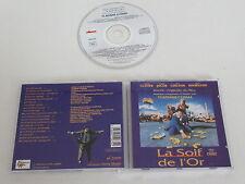 LA SOIF DE L'OR/SOUNDTRACK/VLADIMIR COSMA(POMME CB 761) CD ALBUM