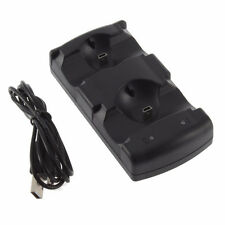 Charging Dock Station USB Hub Power Stand for PS3 Dual Shock Controller Utility