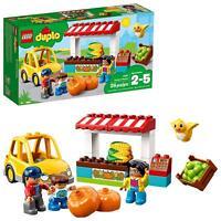 LEGO DUPLO Town Farmers Market 10867 Building Blocks (26 Piece)