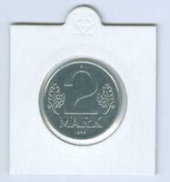 Rda Moneda de Curso (Seleccione entre : 1 Peniques - 2 Marco y 1979-1990)