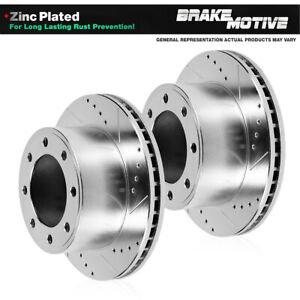 Front Quality Brake Rotors For FORD E-150 2008 2009 2010 2011 2012 2013