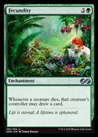 MTG Magic - (U) Ultimate Masters - 4x Fecundity x4 - NM/M