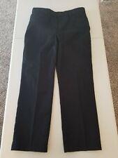 Men's 5.11 Tactical Series Flat Front Pants Size 36W X 32L Black