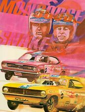 """Don The Snake Prudhomme & Tom The Mongoose McEwen Racing Poster 11""""x14"""" Photo"""