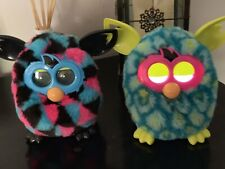 2 Hasbro FURBYS 2012 Working : Batteries Not Included