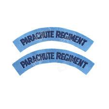 REGGIMENTO PARACADUTISTI - WW2 Riproduzione esercito britannico paracadute