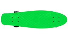 "AscotDrifting Cruiser Skateboard 27"" Green With Black Wheels"