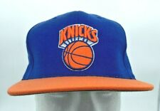 Vintage New York Knicks Mitchell and Ness Hat- Blue- Snapback
