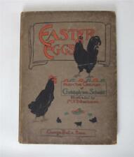 Easter Eggs, 1908, Schmid, Illustrated by M.V. Wheelhouse, Colour Plates