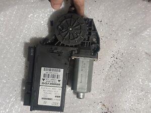 AUDI A4 B6 2004 01-05 2.5TDI REAR RIGHT SIDE WINDOW MOTOR 8E2959802