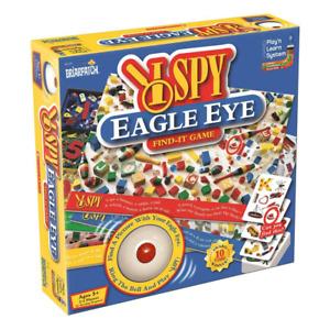 I Spy Eagle Eye Board Game NEW