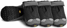 "Ruffwear All Terrain Tiny Dog Boots, 4 Full Set, Sz 1.5"" Inch (38mm) Protectors"