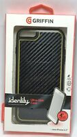 Griffin Identity Graphite Case for iPhone 6 Plus/6s Plus - Black/Yellow