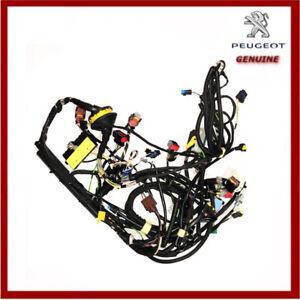 Genuine Peugeot 207 Main Engine Wiring Loom. 6575PN New!