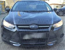 Ford Focus 3 Eyebrows Headlight Lids Eyelids Brows ABS PLASTIC