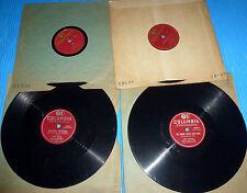 "Paul Weston 4X10"" 78 rpm Lot BELLS OF NOTRE DAME, GIGI, WONDERFUL COPENHAGEN"