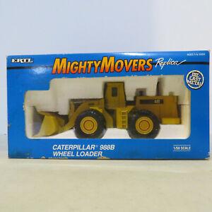 Ertl Catepillar 9888 Wheel Loader, Might Mover 1/50 CAT-2435-B