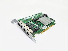 HP 491838-001 Quad Port NC375i Gigabit PCI-E Ethernet Adapter Card 468001-001