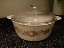 More details for boots orchard design corning lidded casserole