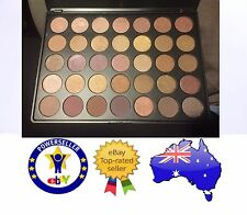 Morphe Eyeshadow 35T Taupe palette BNIB Sydney Free post Makeup Brushes Cosmetic