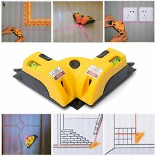 Right Angle Horizontal Vertical Laser Line 90 Degree Projection Square Level US