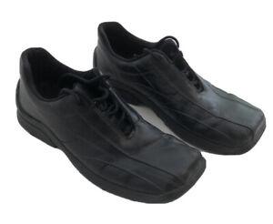 Aldo Mens Casual Black Shoes with Laces Size 12