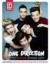 """VERY GOOD"" One Direction: The Official Annual 2014 (Annuals 2014), One Directio"