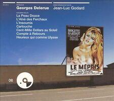 Le Mepris et les Autres Films by Georges Delerue (CD, Jul-2002, Sunnyside)