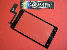Kit Vetro TOUCH SCREEN per HTC ONE V T320E per lcd display Nuovo Nero Vetrino