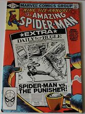 Marvel Comics Group King-Size Annual The Amazing Spider-Man 1981 #15 Set of 2