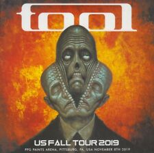 "TOOL "" US FALL TOUR Live in Pittsburg 2019, 2 CD DIGIPACK"""