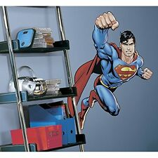 RoomMates RMK1156GM Superman: Day Of Doom Peel and Stick Giant Wall Decal , New,