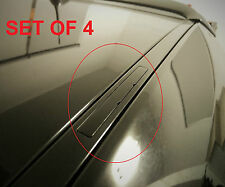 4x Plastic Moulding Covers -Cheap solution - Vauxhall Opel Astra H GTC OPC VXR