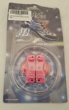 New Pink Platube Shoe Laces Magically Flashing Laces, Sneakers Light The Night!