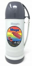 MEGA Insulated Flask Beverage Thermos Bottle Hot and Cold with Handle