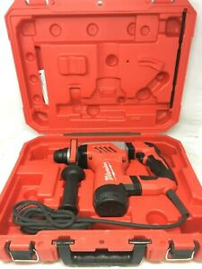 "Milwaukee 5268-21 1-1/8"" SDS-Plus Rotary Hammer Drill, LN"