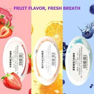 100Pcs Smoke Filter Pops Portable DIY Ball Fruit Flavor Pops Smoking Accessories