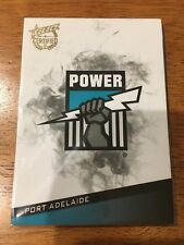 2017 AFL SELECT CERTIFIED PORT ADELAIDE POWER COMMON TEAM SET ALL 12 CARDS