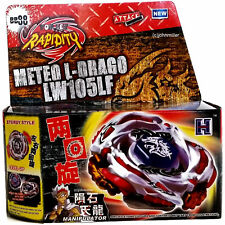 Meteo L-Drago LW105LF Beyblade BB-88 Metal Masters 4D High Performance Hot