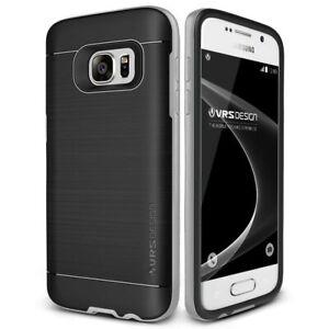 Verus High Pro Shield Case Cover For Samsung Galaxy S7 Black/Silver