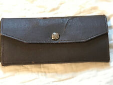 Antique Bausch Lomb Opthalmic Eye Surgery Tool kit leather case Doctor Optometry