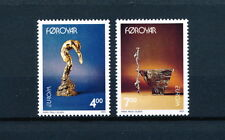 Faroe  Islands  252-3 MNH, Europa, 1993