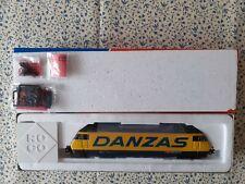 Locomotive Roco 43750 Sbb 460 Danzas Locomotive électrique cff sbb re 460 018-5