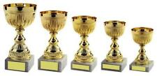 Gold Trophy Cup - Free Engraving 23cm