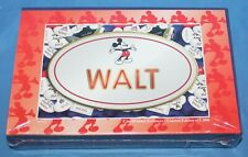 Disney Cast Member Exclusive Walt Name Tag Jigsaw Puzzle Limited Edition 5000